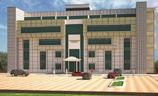 Kahramanmaraş Teknokent'in Yeni Bina İnşaatı İçin İhale Aşamasına Gelindi