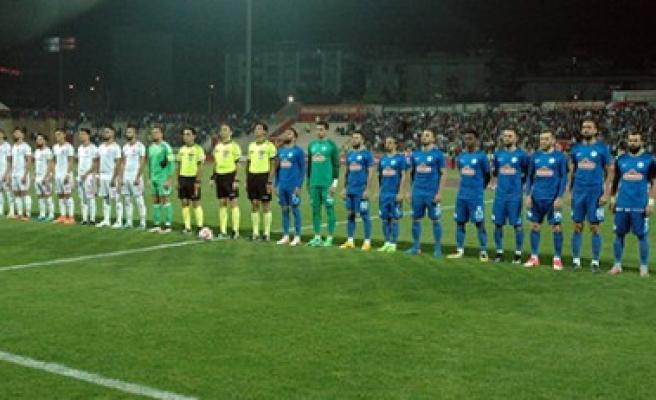Kahramanmaraşspor: 1 - Çaykur Rizespor: 0