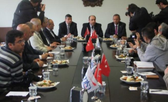 Kahramanmaraşspor'a Büyük Destek