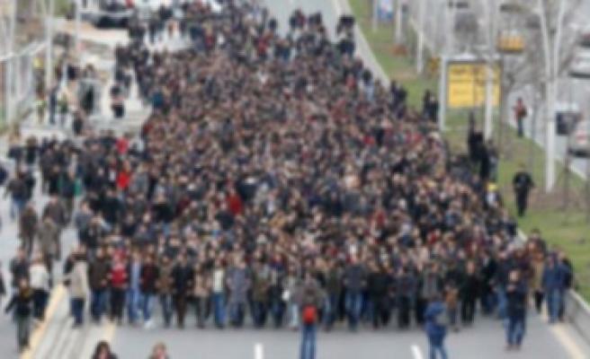 Kahramanmaraş'ta Gösteri ve Yürüyüş Yasaklandı