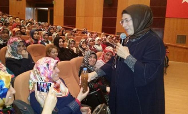 Kahramanmaraş'ta Muhteşem Eğitim Semineri