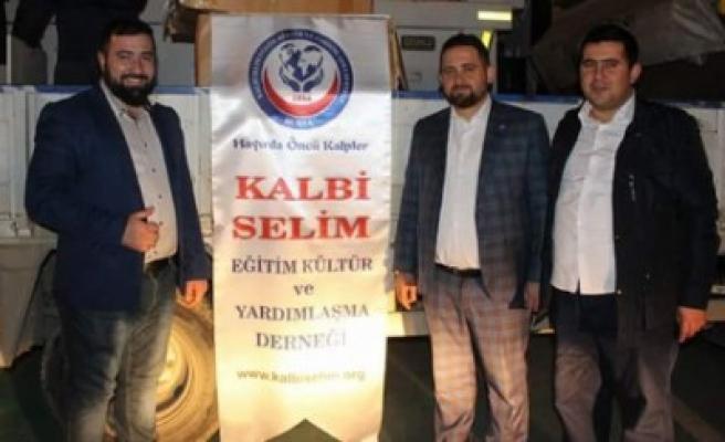 Kalbi Selim'in Yüreği Kahramanmaraş'a Uzandı