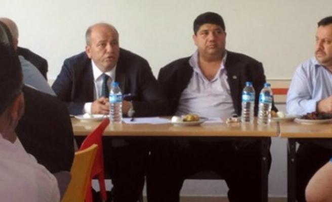 Kantin Esnafı Dernek Başkanları Bölge Toplantısında Buluştu