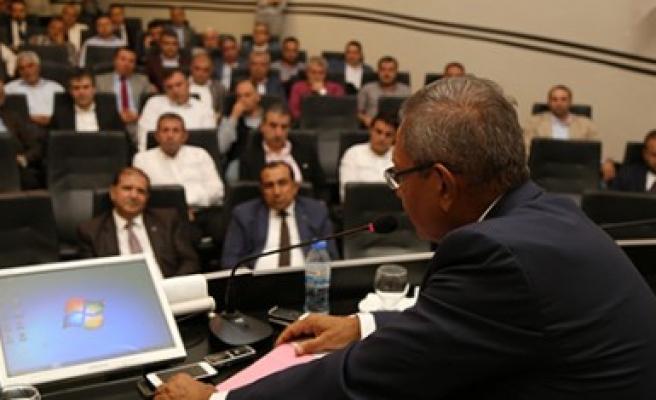 KMTSO 40'ıncı Meclis Toplantısı Gerçekleştirildi