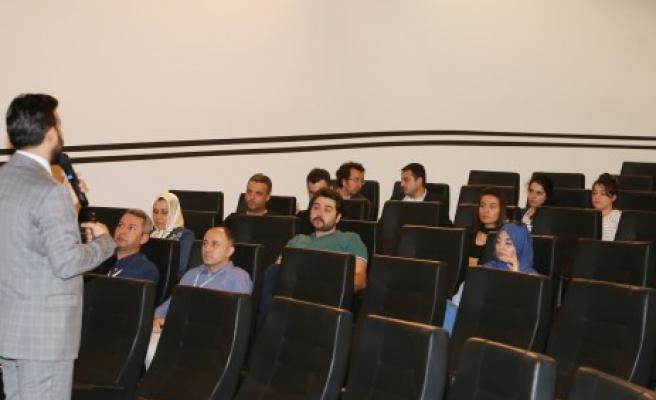 KMTSO'da Teknolojiye Ulaşım Ve Sınai Mülkiyet Eğitimi Yapıldı