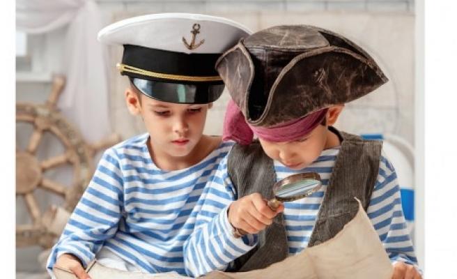 Korsanlar Maraş'a geliyor