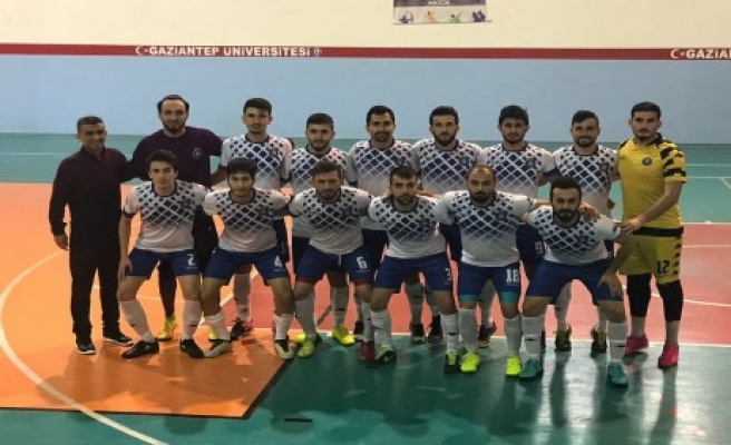 KSÜ Futsal, Adını En İyi 16 Üniversite Takımı Arasına Yazdırdı