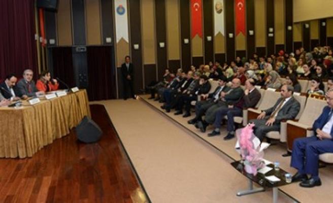 KSÜ'de Öğretmen Okullarının 168. Kuruluş Yıl Dönümü Kutlandı