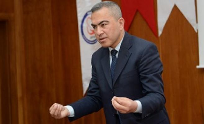 KSÜ'de Sağlık Kurumlarında İşaret Dili Konferansı Verildi