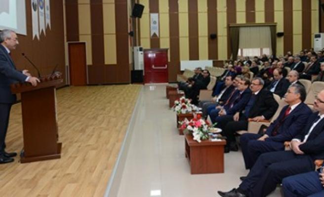 KSÜ'de, Türkiye'de Tarımsal Yüksek Öğretime Başlanmasının 171. Yılı Kutlandı