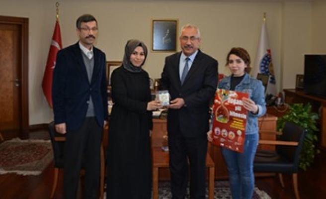 KSÜ'den Atık Pil Toplama Kampanyasına Destek