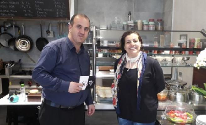 Maraş Mutfağı İstanbul da Plaza'da!