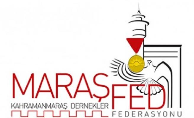 MARAŞFED (Kahramanmaraş Dernekler Federasyonu) Kuruldu
