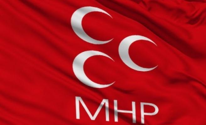 MHP'de Yine Kafalar Karıştı
