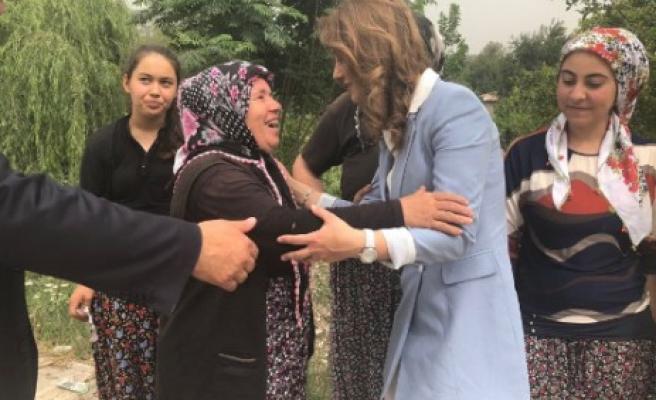 MHP'li Karakoç Dora: Sorunları Görünce Üzlüyorum