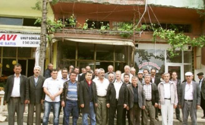 MHP'ye Gönül Verenler İştişare Toplantısında Bir Araya Geldiler