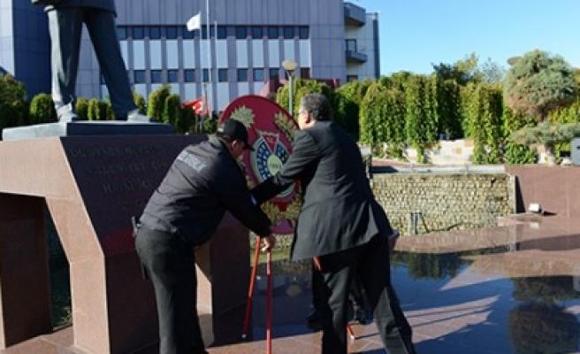 Mustafa Kemal Atatürk, KSÜ'de Anıldı