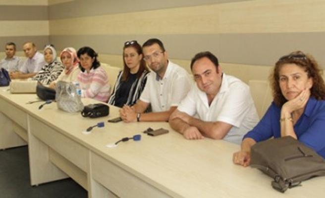 Müstakil Anaokulu Müdürleriyle Toplantı Yapıldı