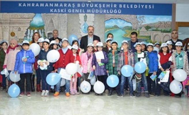 Öğrencilerden Kaski'ye Ziyaret
