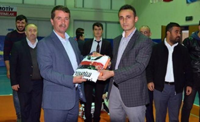 Okumuş; Amacımız Türkoğlu'nda Gençlere Sporu Sevdirmek
