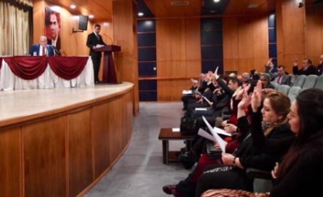 Onikişubat Belediyesi, Ocak Ayı Meclis Toplantısı Yapıldı
