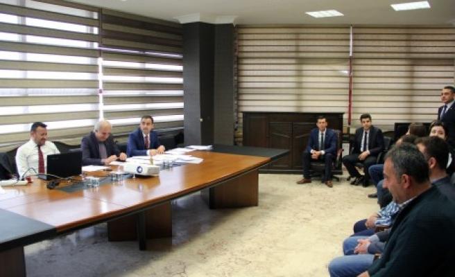 Onikişubat Belediyesi Taşeron Kadro Sınavları Başladı