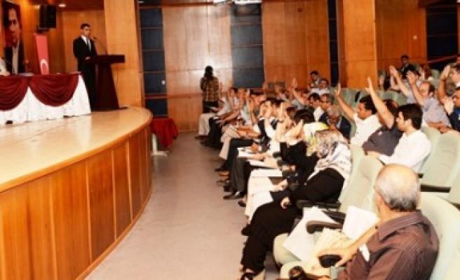 Onikişubat Meclisi Bugün Toplandı