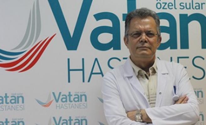 Opr. Dr. Yunus Gök; Her 8 Kadından 1'i Meme Kanserine Yakalanıyor