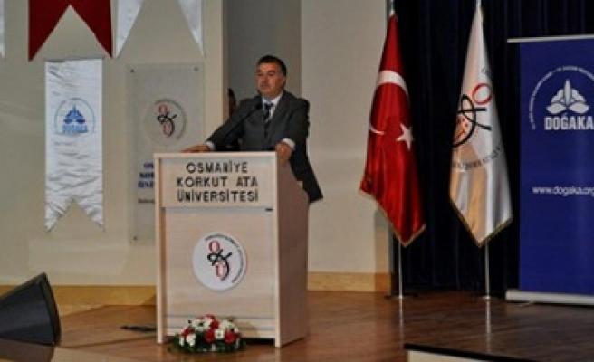 Osmaniye'de, Seracılık Paneli Gerçekleştirildi