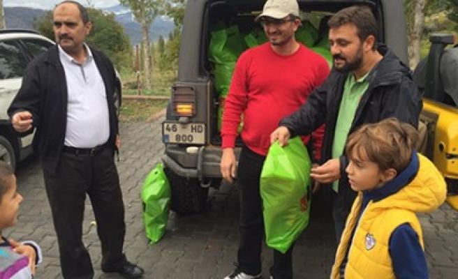 Ottoman Msk Engelleri Eğitim İçin Aşıyor