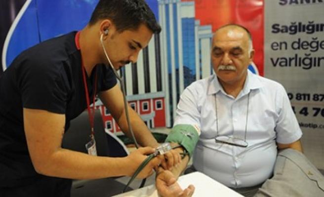 Özel Sani Konukoğlu Hastanesi GAPSHOES'ta Stant Açtı