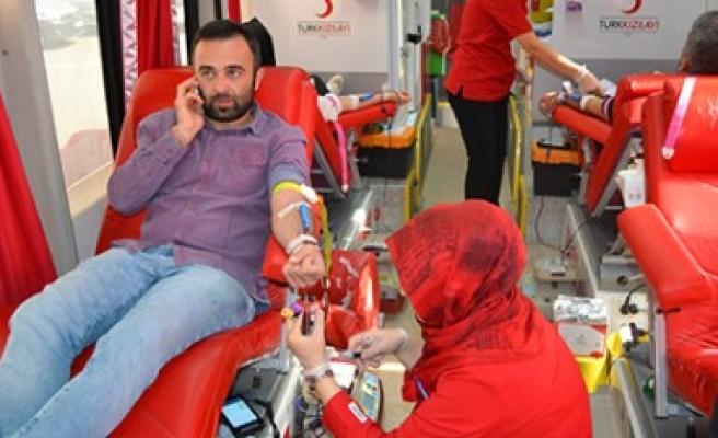 Özel Sular Vatan Hastanesi Çalışanları Kan Bağışında Bulundu