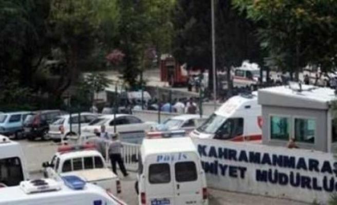 Patlamada Yaralanan Başkomiser Şehit Oldu