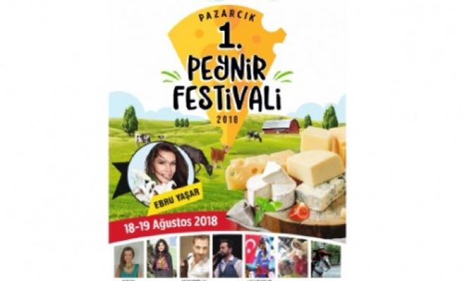 Pazarcık Belediyesi'nden 1. Peynir Festivali