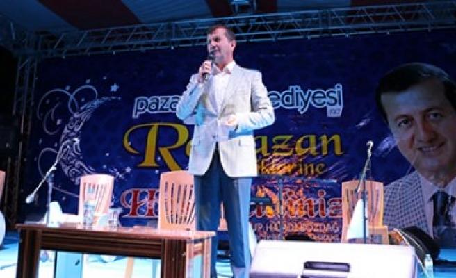 Pazarcık Belediyesinden Unutulmaz İftar Yemeği Ve Ramazan Etkinliği