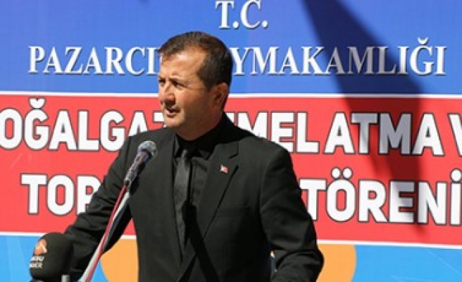 Pazarcık'a Hizmet Üstüne Hizmet