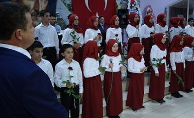 Pazarcık'ta Kutlu Doğum Coşkusu