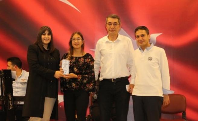 Pazarcık'ta Okullar Arası Ses Yarışması Düzenlendi