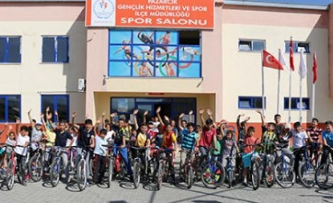 Pazarcıkta Yaz Spor Okulları Başlıyor