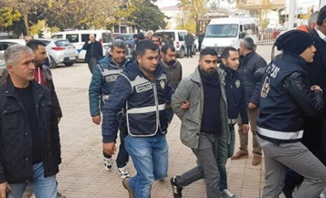 PKK/KCK Operasyonu: 15 Gözaltı