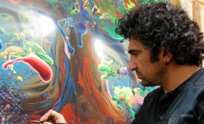 Raşit Altun SANKO Sanat Galerisinde Sergi Açacak