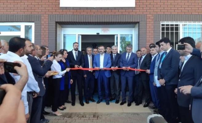 Ruh Sağlığı Merkezi Hizmete Açılmıştır