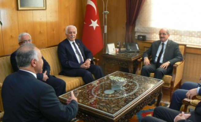 Saadet Lideri Kamalak, Memleketi Kahramanmaraş'ta