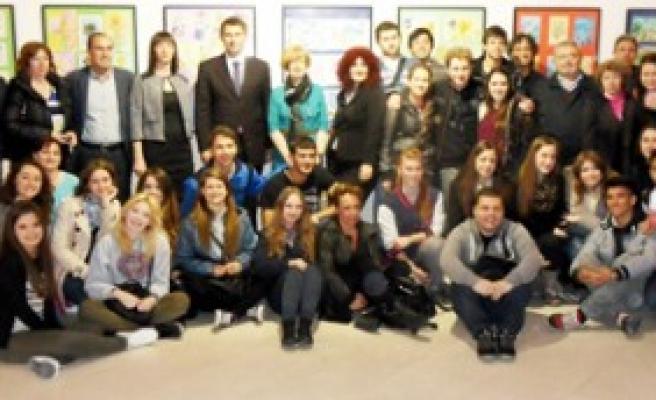 Sanko Okulları Koordinatör Okul Olarak Hırvatistan'a Gitti