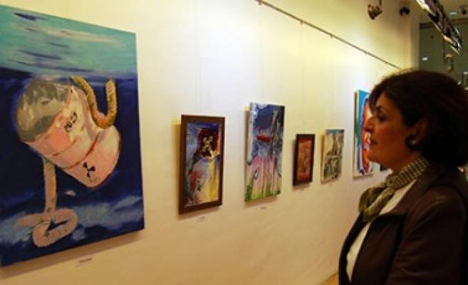 Sanko Sanat Galerisi, 35 Sanatçının Karma Sergisine Ev Sahipliği Yapıyor