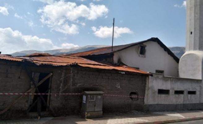 Şeyh Müslüm Camii Yanmadı, Sapasağlam Ayakta
