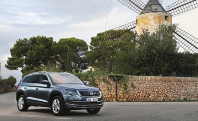 Skoda SUV Modeli Kodiaq İle Yeni Ufuklara Açılıyor