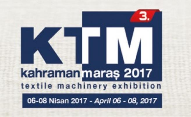 Slasher Boya Makinesi KTM2017 Fuarı'nda