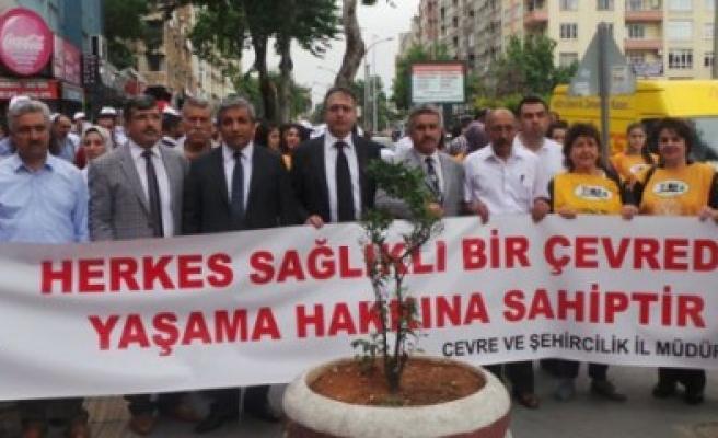 Türkiye Artık Çöl Olmasın!