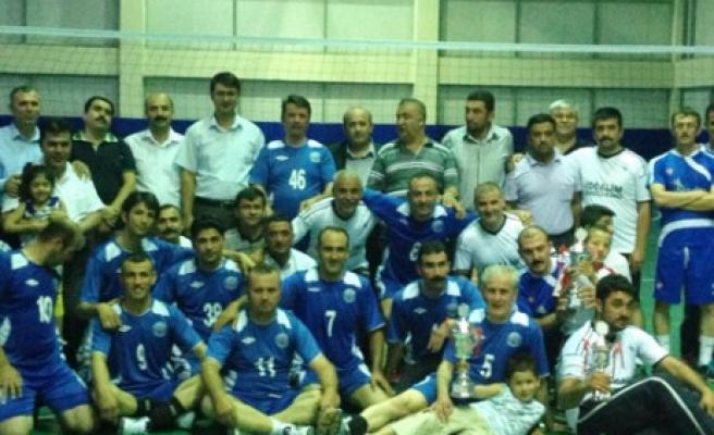 Türkoğlu Belediyesi Şampiyon